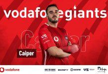 Caiper, jugador de Tekken 7 para Vodafone Giants