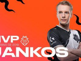 Jankos, MVP de la LEC