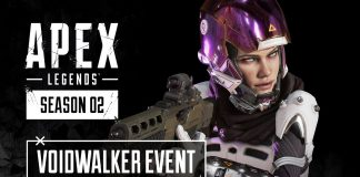 Voidwalker, nuevo evento de Apex Legends