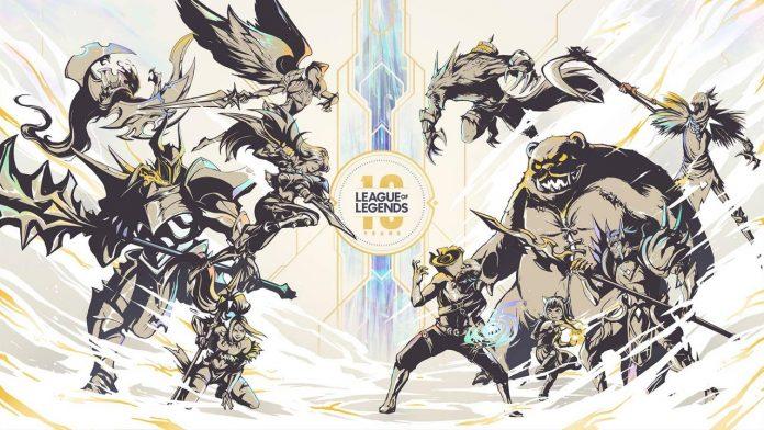 League of Legends celebra una década el próximo 16 de octubre