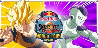 Dragon Ball Fighterz Spain Saga