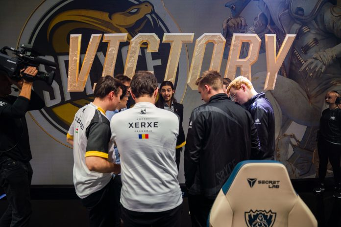 Splyce en el Play-In de Worlds 2019