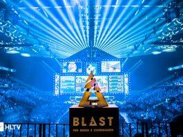 BLAST Pro Series Copenhagen trofeo
