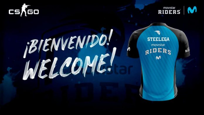 Movistar Riders Steelega
