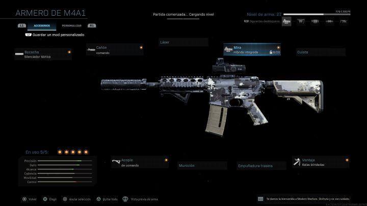 Análisis: Modern Warfare