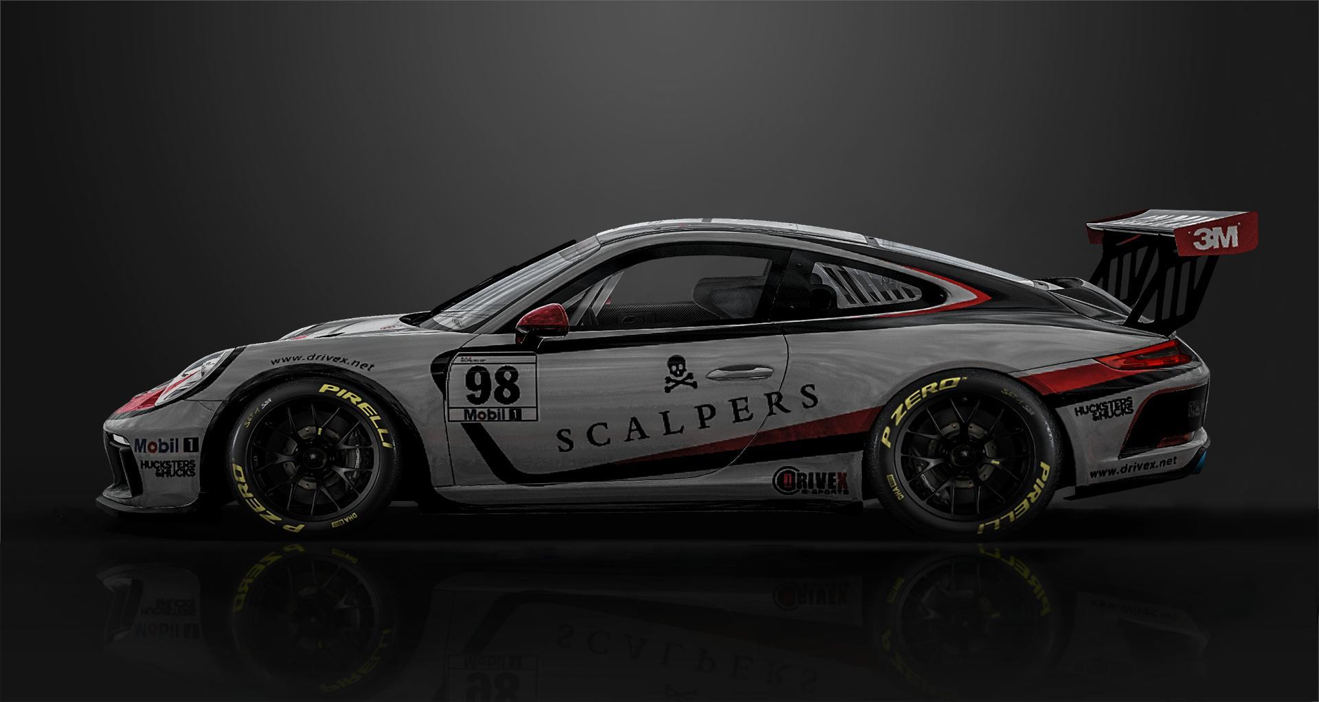Porsche 911 GT3 Cup.