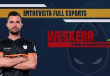 Entrevista a weskeRR, jugador de Rainbow Six de x6tence