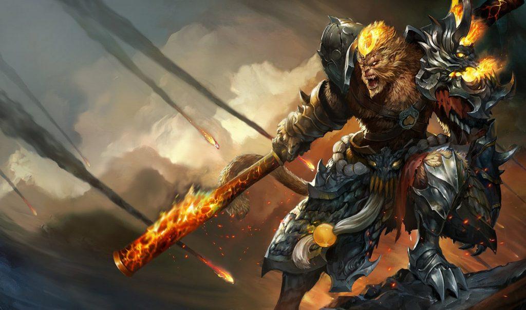 El rework de Wukong no tocará aspectos visuales del campeón