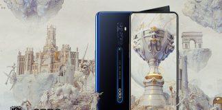 OPPO, nuevo patrocinador de los esports de League of Legends.