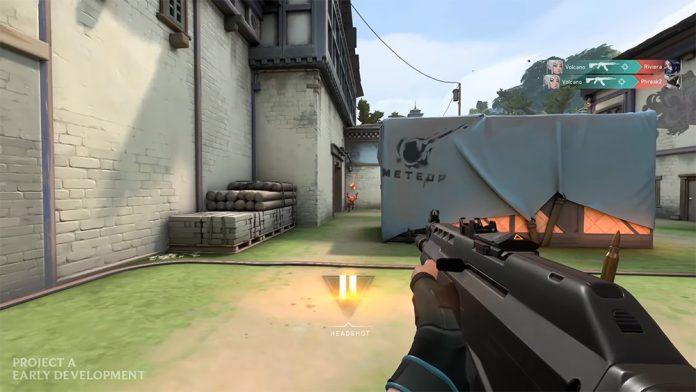Proyecto A, nuevo FPS de Riot Games