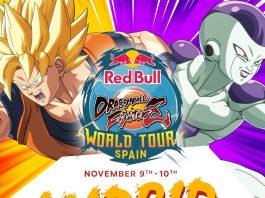 Red Bull Dragon Ball FighterZ Spain Saga abre sus inscripciones