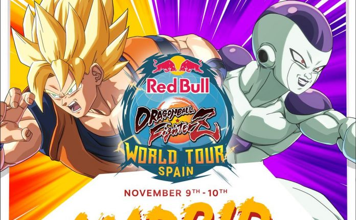 Red Bull Dragon Ball FighterZ Spain Saga abre sus inscripciones