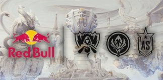 Red Bull, nuevo socio de League of Legends Esports