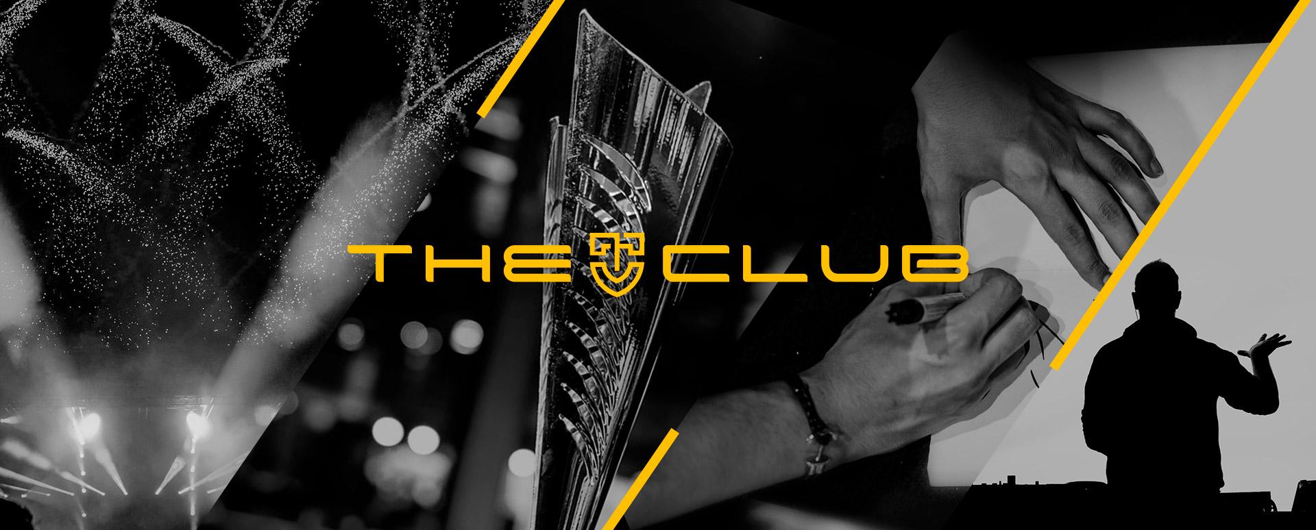 Nace un nuevo evento llamado The Club