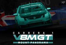 Diego Catalán vence en Bathurst en la V8 de MundoGT.