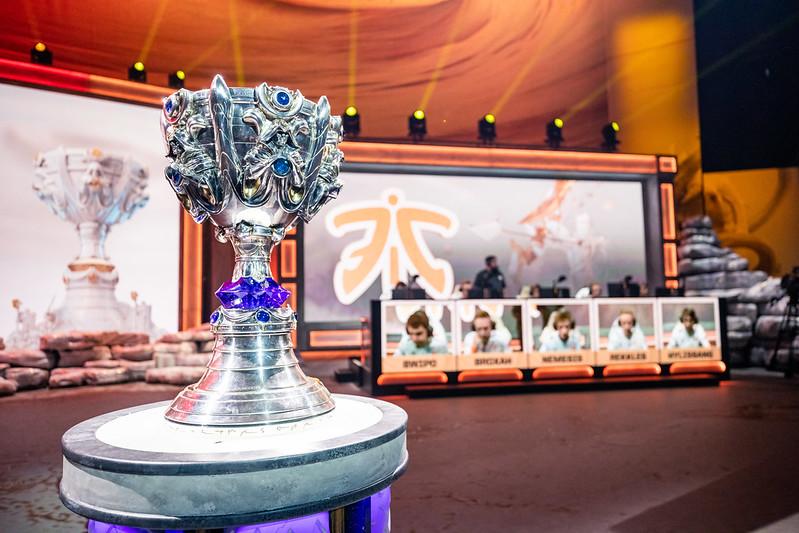 Invictus Gaming es el primer semifinalista   Fuente: Riot Games
