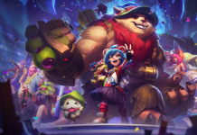 Skin de Annie-versario de League of Legends