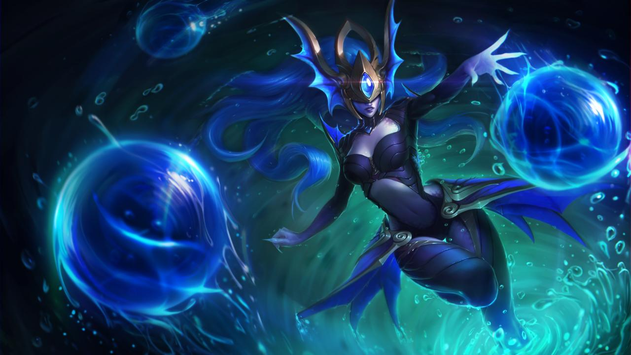 Syndra llegará como campeona del Oceano