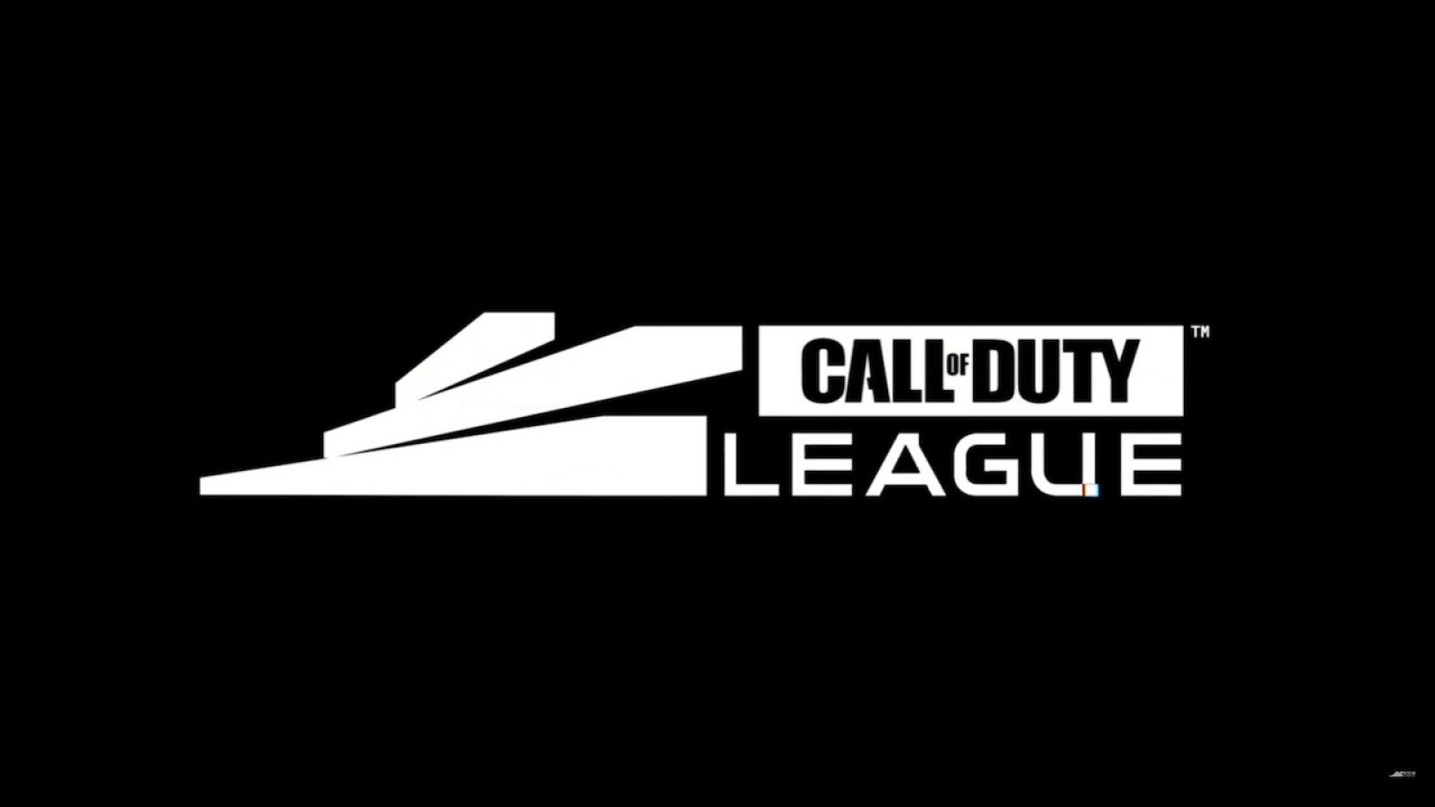 Logo de la Call of Duty League