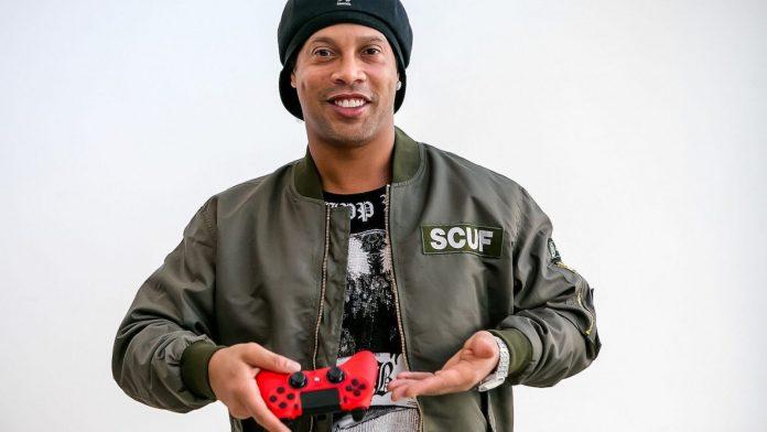 Ronaldinho y Scuf crean un equipo de esports