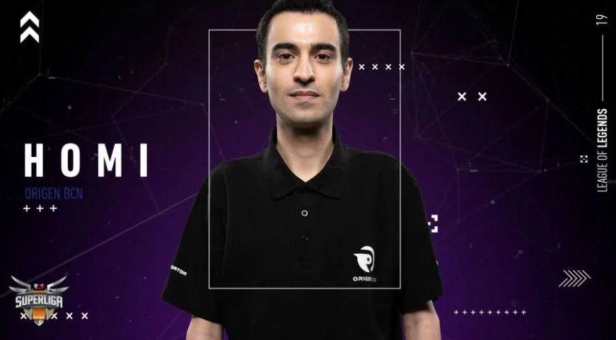 Entrevista a Homi, jugador de Origen BCN