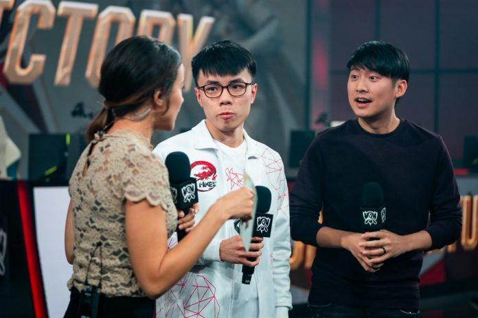 Entrevista post partido a Hong Kong Attitude