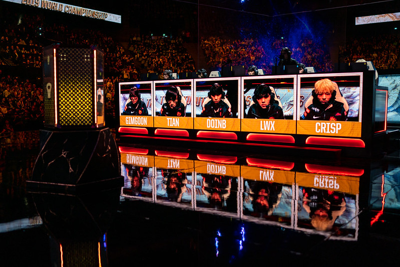 Quinteto de Funplus del que solo destacan DoinB y TiaN en las votaciones del All-Star