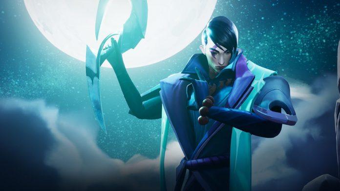 Aphelios, tirador de League of Legends