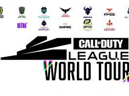 Call of Duty League World Tour