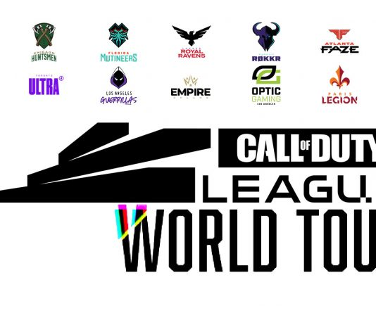 Call of Duty League World Tour