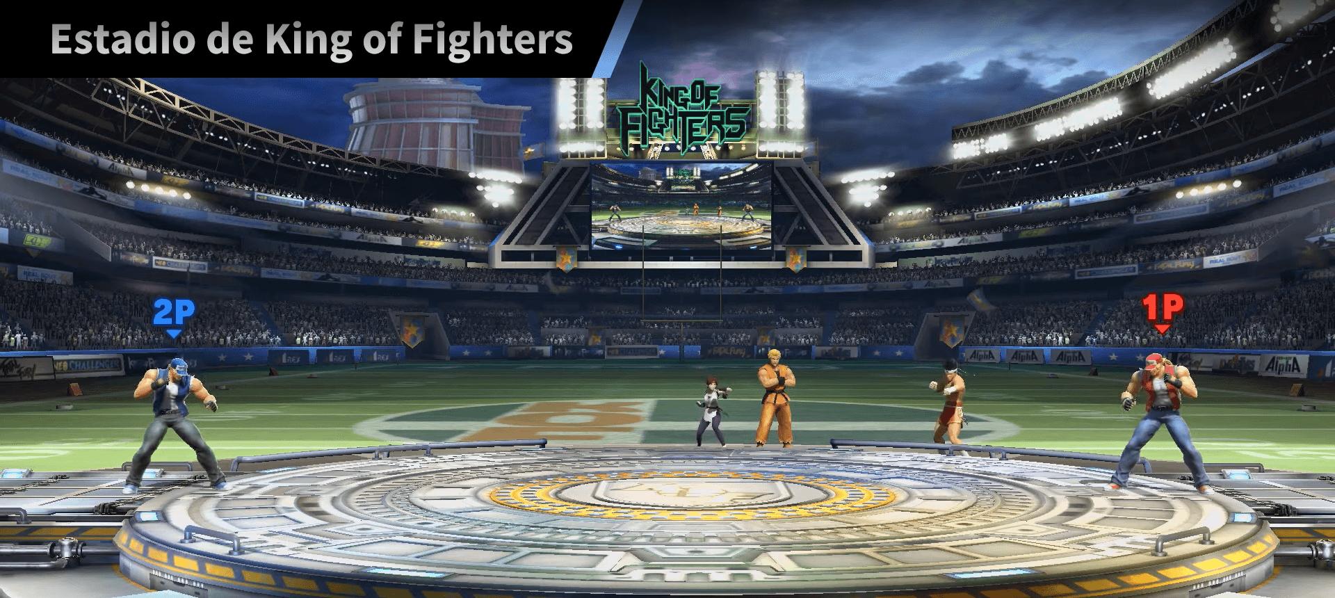 King of Fighters Stadium