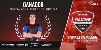 Alejandro Sánchez, brillante campeón de la fase regular de la competición.