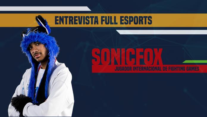 Entrevista a SonicFox