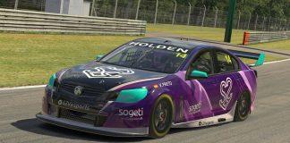 Grano de Oro Prieto gana en Monza en el V8 de MundoGT.