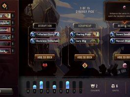 Expediciones en Legends of Runeterra