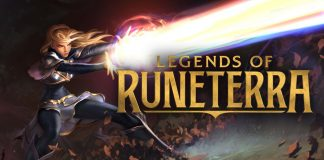 Cambios a cartas en Legends of Runeterra