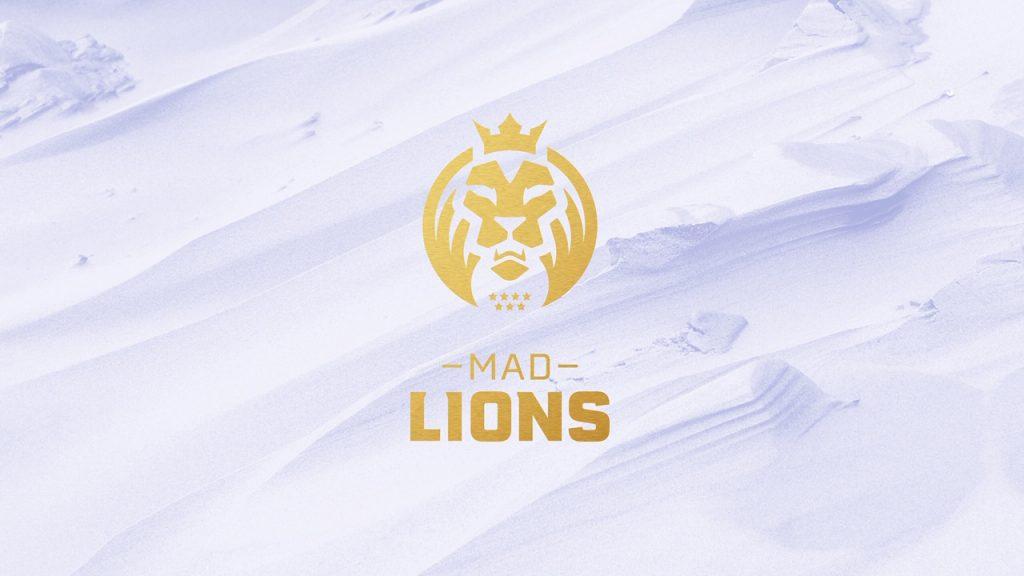 El nuevo logo de MAD Lions para LEC