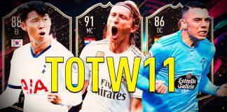 FIFA 20: Predicción TOTW 11