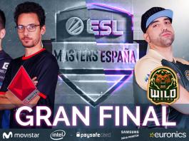 ESL Masters CS:GO Temporada 6 final