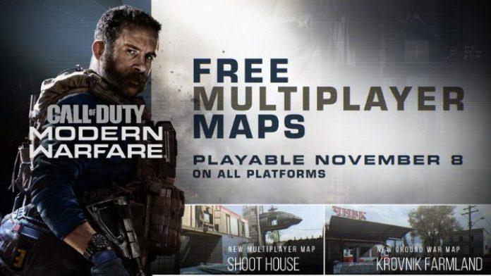 Actualización Modern Warfare