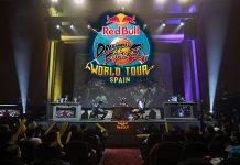 Red Bull Dragon Ball FighterZ Spain Saga