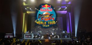 Red Bull Dragon Ball FighterZ Spain Saga