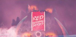 Red Gaming Series Fortnite