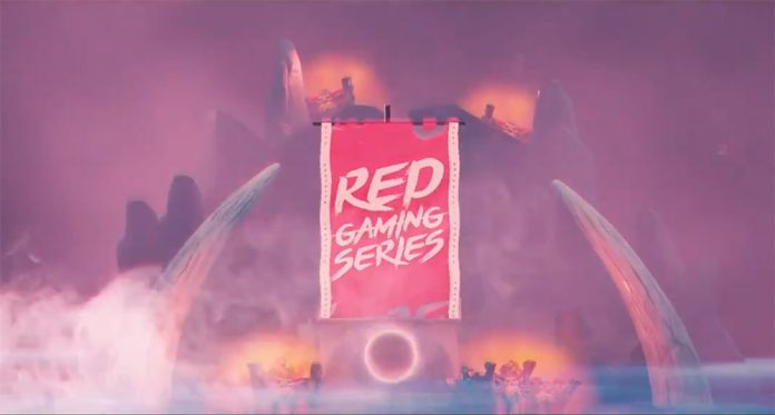 Red Gaming Series Fortnite
