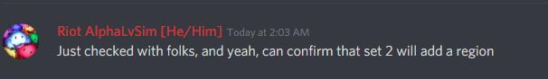 Riot AlphaLvSim confirma la nueva región de Legends of Runeterra