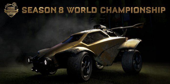 Imagen promocional de la temporada 8 de RLCS.