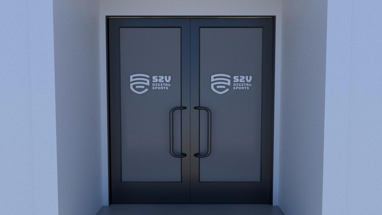 Entrada del S2V Esport Center