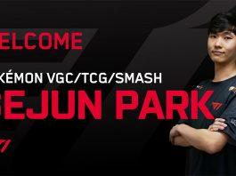 Sejun Park Ficha por SKT