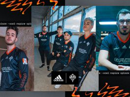 Team Heretics y Adidas