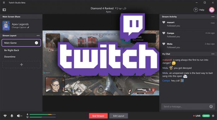 Twitch Studio